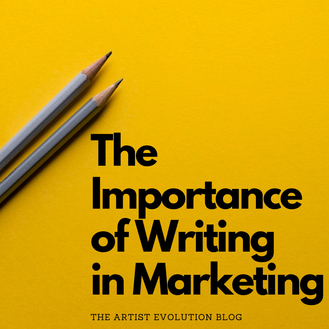 The Importance of Writing in Marketing